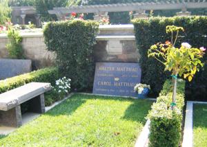Slant Family Garden Monument