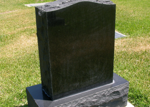 Black Serpentine Monument
