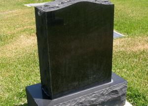 Black Serpentine Monument