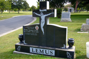 Wings Crucifix Monument