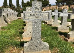 Cross Angels Monument