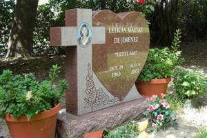 Cross Heart Monument