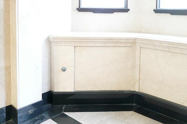 Mausoleum Interior Restoration
