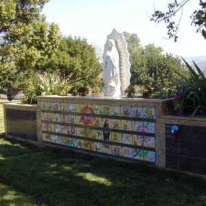 Holy Sepulcher Cemetery Guadalupe Columbarium