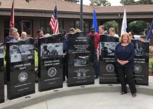Arcadia Veterans Memorial