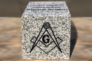 Masonic Ashlar Symbol