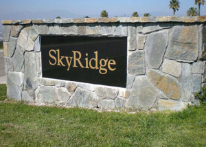 Skyridge Signage