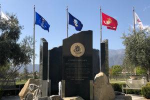 Rancho Cucamonga Veterans Memorial