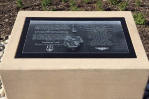 Norco Navy Memorial Plaque