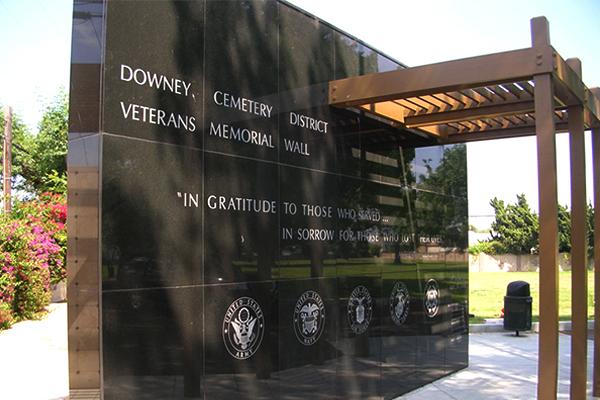 Veterans Dedication