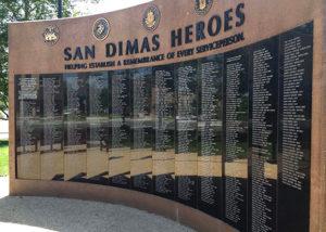 San Dimas HEROES Memorial